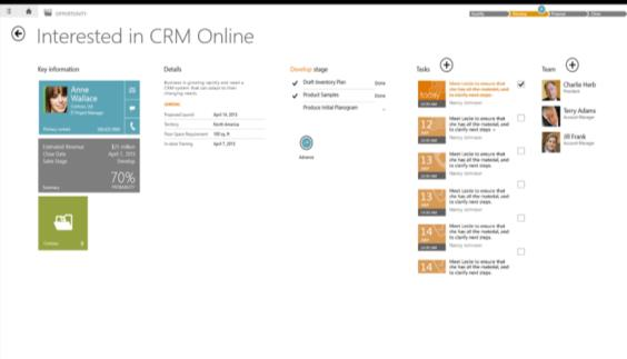 Dynamics CRM in banking Use customer data to help build profitable, lasting relationships