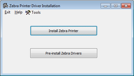4. The Printer Selection window appears. To add a new printer, click Add Printer To begin using a previously installed printer, select it in the Printers box, click Select, and skip to step 14. 5.