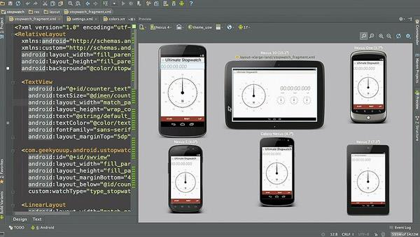 html Android Studio is an all-in-one installation Android Studio IDE Android SDK tool Latest Android API Platform