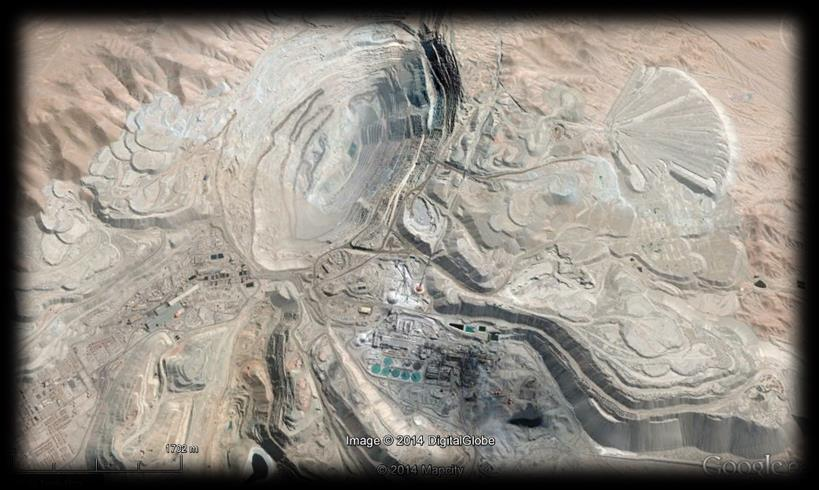 MINING INDUSTRY IN THE HISTORY OF CHILE Calama 2014