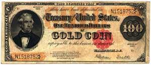 Money-History Later as America developed into a more complex economic system, tobacco, gun powder, and other objects (used as commodity money) were no longer universally accepted as money.