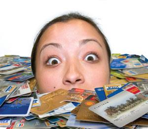 Banking Today Credit Cards are not money. Credit Cards create loans.