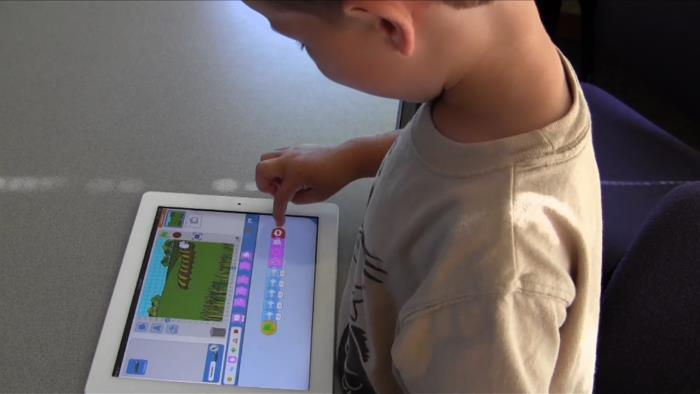 They stimulate so much active mental work on the part of students. LED Glow Bugs Coding is the new literacy! We teach Scratch Jr.