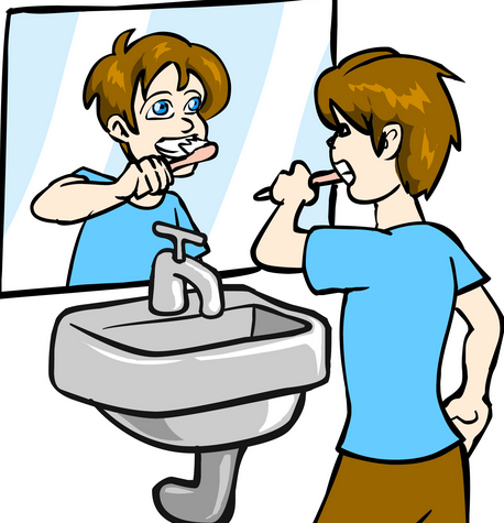 Exercise 5.24 Brushing teeth, wasting water page 303 Brushing teeth, wasting water? A recent study reported that fewer than half of young adults turn off the water while brushing their teeth.