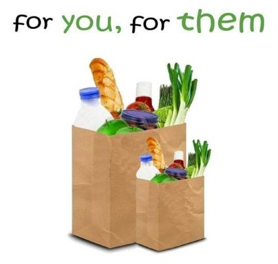 Thank you for your support against hunger (Insert your Organization s name here) Healthy Giving = Healthy Living!