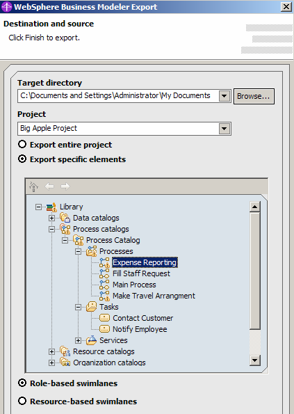 Export UML from Modeler Either export the entire project or specific objects.