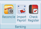 Vendors How Do I? Void a Check? Tab: Vendor OR Accounting Control Group: Vendor OR Banking Tab: Views/History OR Check Register Explanation: To void a check, you need to adjust the previous payment.