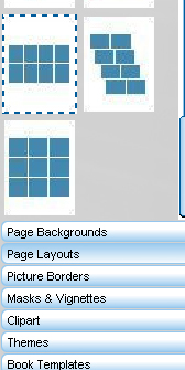 CLASS PAGE STEP 1: Layout Class pages can sometimes be the most time consuming stage in Yearbook design.