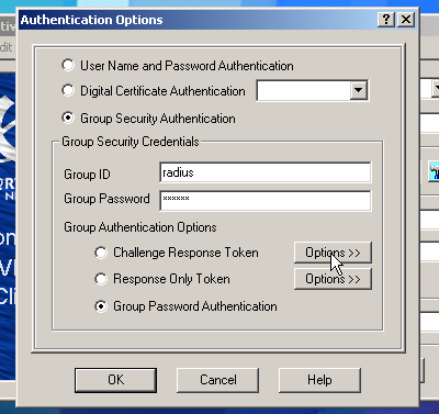 Customer Support Center Office of the Chief Information Officer (OCIO) STEP 02 Nortel Contivity VPN Client Configuration 1) Double click the Contivity VPN Client Icon.