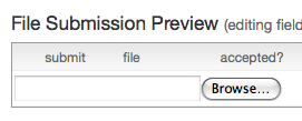 Section: Multiple File Upload Submitting by Cut and Paste 4. Enter the title for the paper. This field is required 5.