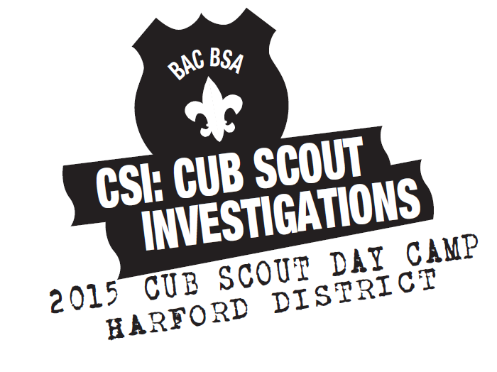 Harford District 2015 Cub Scout Day Camp June 22-26