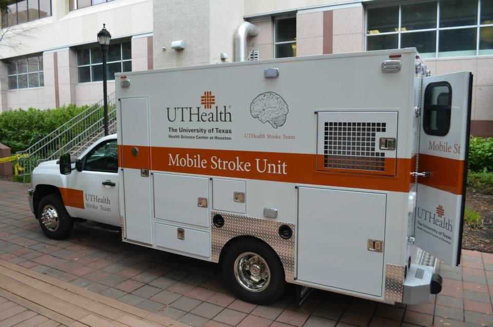 Mobile Stroke Unit Mobile Stroke Unit (MSU)- an ambulance equipped with all
