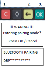 Please follow the below instructions: Navigate to the settings and then the Bluetooth settings page in