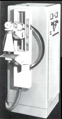History of Mammography 1966: