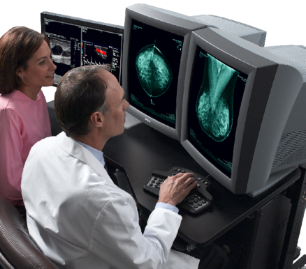Full Field Digital Mammography X-ray source