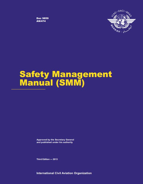 QMS SMS Integration at ICAO ICAO has published guidance material on the integration of QMS to SMS Doc 9859 (chapter 5.4.
