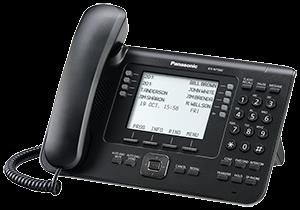 Overview Panasonic s full terminal line up from high end to low end provide various solutions to various types of businesses.