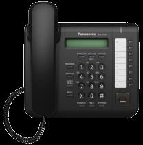 Digital Phone 'KX-NT5xx Series' KX-NT500 Terminals The new terminals combine the functions of the KX-NT300 with new requirements