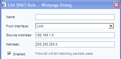 figure below). 7. When the above configuration is completed, connect the LAN interface of the VPN device to the internal network and the WAN interface to the external network. 8.