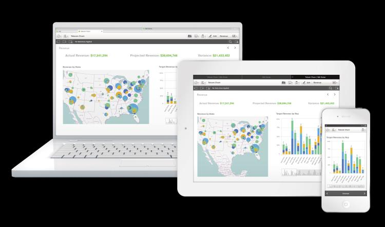 Sharing of knowledge and insights Qlik Sense is built for people and place, allowing users to share analyses and insights, communicate more effectively, and work collaboratively in both office and