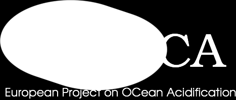 International Global Carbon Projects: Cycling 52 European Ocean
