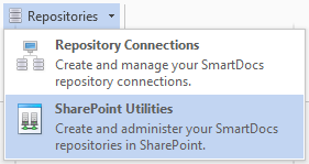 Appendix A Upgrade Repository This section describes how to upgrade a SmartDocs repository from a previous version of SmartDocs to SmartDocs 2014.1 format.