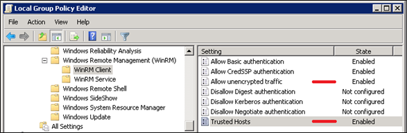 Default, Kerberos these PowerShell authentication mechanisms should work by default other authentication mechanisms should work with specific configuration settings on the client and target machine: