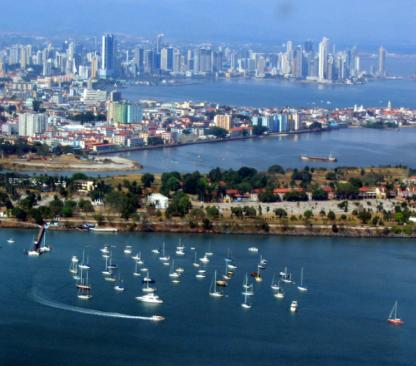All flight arrangements to Panama City and Barranquilla is the sole responsibility of the registered delegate.