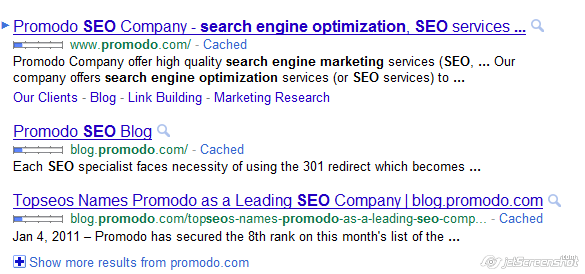 On-Site SEO Choose correct landing pages, do