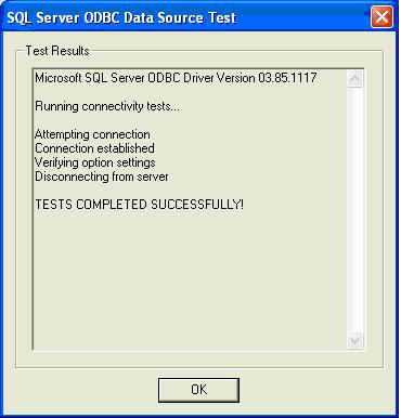 Configuring LockView for SQL continued 10.