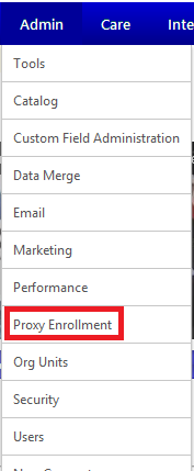 Slide 12 Proxy Enrollment What is proxy enrollment? Now we will move into assigning training to users. Cornerstone utilizes a feature called proxy enrollment to do so.
