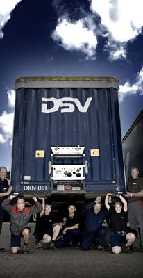 DSV Strengths GLOBAL STRENGTHS - Known in overseas destinations. - Procedures as well as key contacts for import handling in place. - Uniformed global handling procedures.