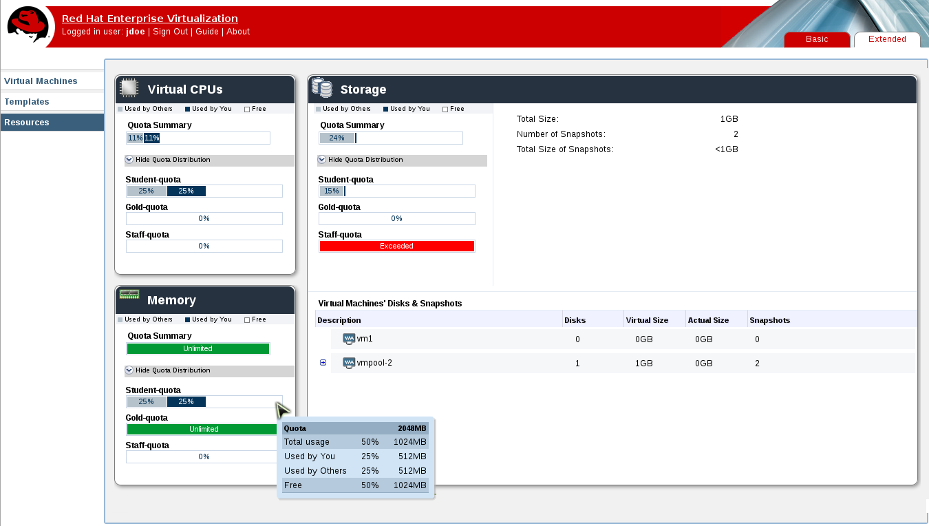 RED HAT ENTERPRISE VIRTUALIZATION 3.