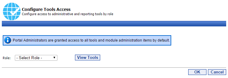 36 Portal Administration User s Guide Configuring Portal Framework Settings There are several tools used to configure elements of the portal.