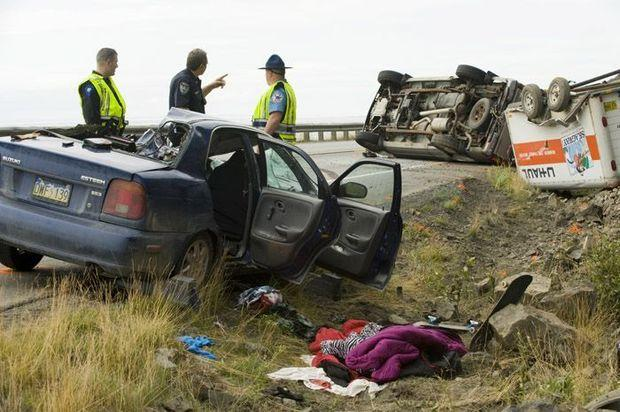 Two Teens Die in Seward Highway Head-on Anchorage Daily News August 7, 2009 Deaths to Alaska Residents, due to Motor Vehicle Crashes and Other Transport Related Causes, 2003-2008 (Vital Statistics)