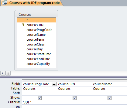 2.4 Queries Creating Queries in Access Query features in Create menu will be used to create queries. You can create your queries by using three methods; Query Design, Query Wizard and SQL.