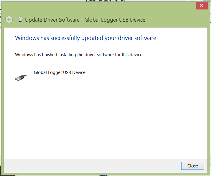 You will be prompted that Windows cannot verify the publisher of the driver