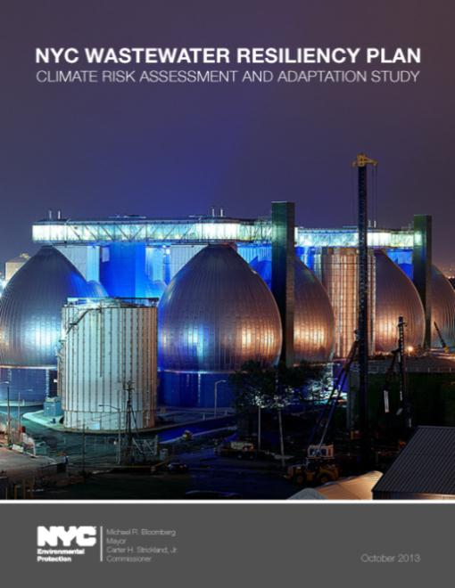 Planning for Climate Change DEP is planning for climate change, from reducing greenhouse gas