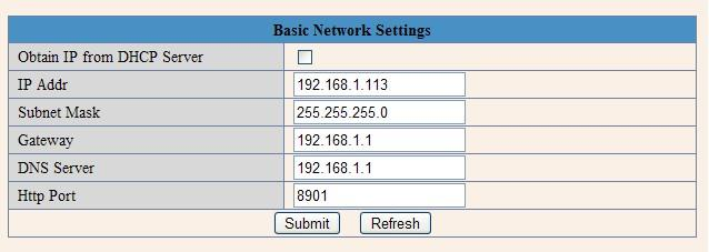 Figure 5.7 If you don t know Subnet Mask, Gateway, DNS Server.