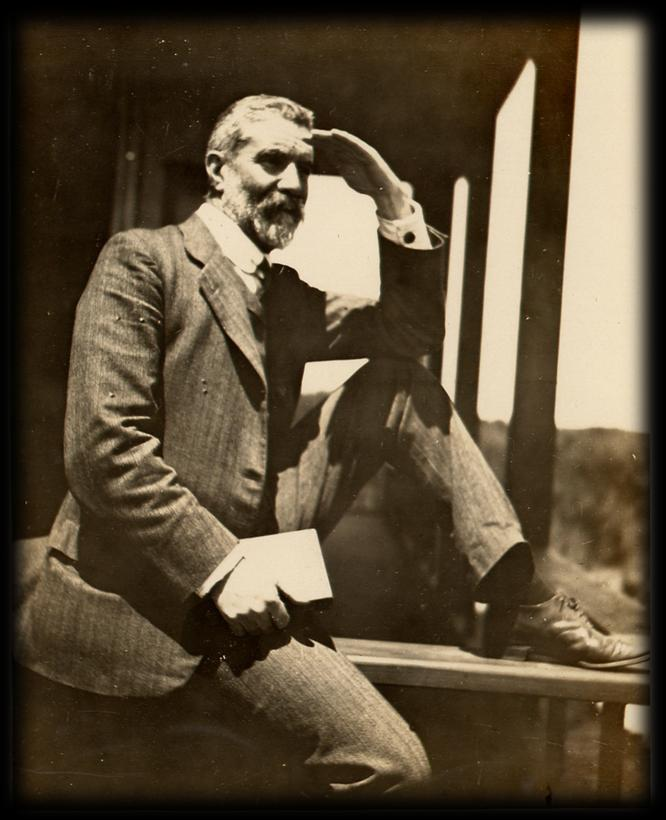 Alfred Deakin, entrepreneur ENTREPRENEUR Dreamer, believer, achiever, Father of Federation, Father of Irrigation, thrice