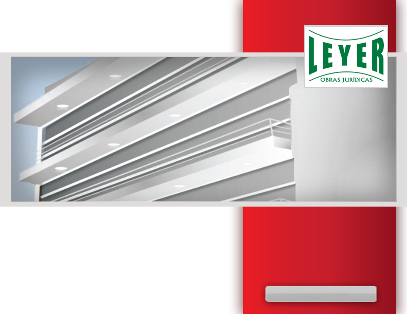 LEYER EDITORES LTDA. Founded in 1991 as GRUPO LEYER, it produces, merchandises and distributes legal books.