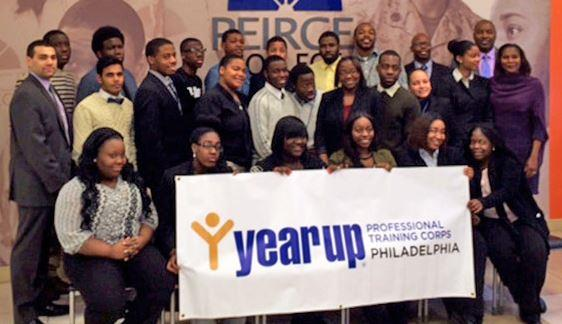 ~ Year Up Mission THE SEARCH Year Up seeks an experienced and accomplished leader with a deep affinity for its mission to serve as the new for its Philadelphia Delaware Valley Market (including the