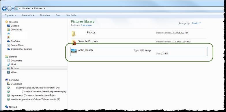 Multi-Media Media files are stored in Multi-media Libraries Multi-media library allows the file to be viewed without opening Multi-media files consist of various image types, videos, audios Select
