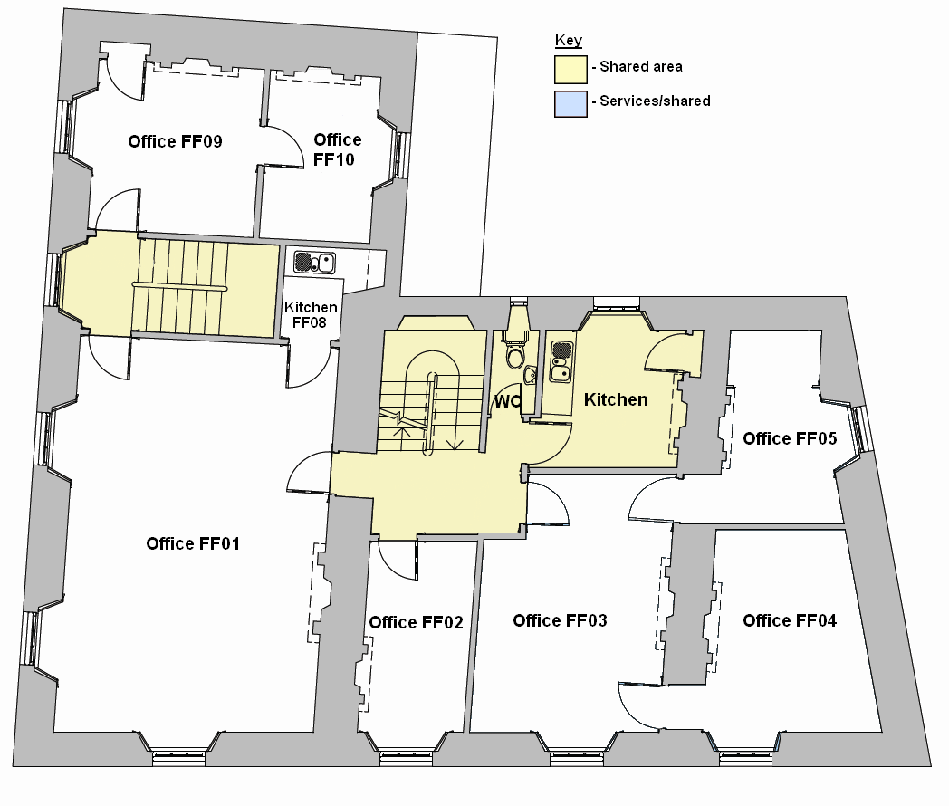 Annex A Floor Plans Ground