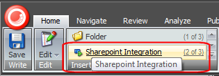 6.2.2 Integrating SharePoint Document Libraries with the Sitecore Media Library Introduction Miriam asks Johan if he can find a way for her to publish final versions of QA Word documents to the