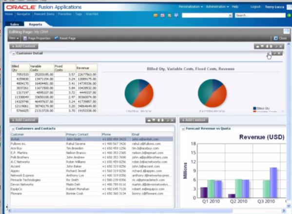 Tailoring BI- Report Composer Customize and Extend Your Reports How do I customize reports to provide me with the
