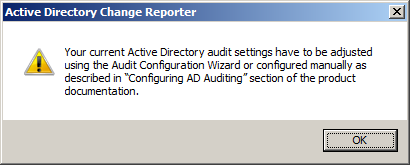 Step 7: Configure Exchange Change Reports Recipients List The next setting to be configured is the Exchange change reports delivery e-mail addresses: Figure 15: New Managed Object Wizard Configure