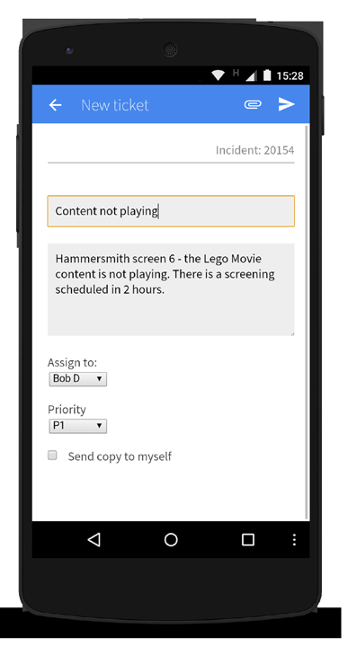 AAM NOTIFY Lifeguard s Notification module gives even more visibility of errors, with notifications delivered both on the desktop and straight to your device with the AAM Notify app.