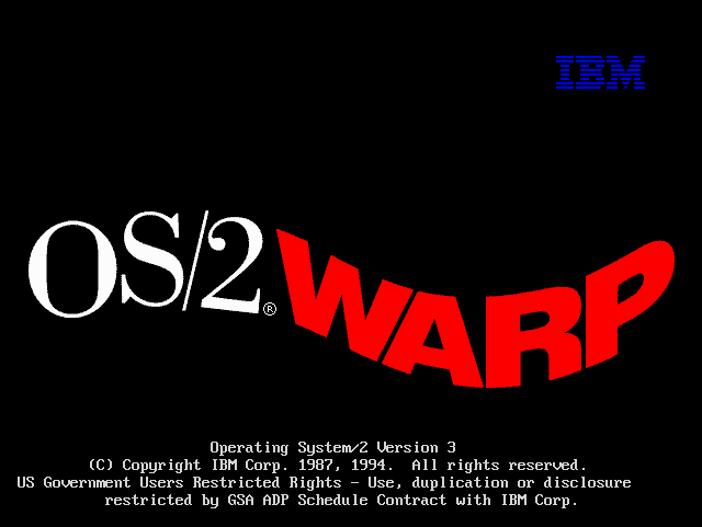 12. Introduction to Virtual Machines Historical Perspective Historical Perspective IBM OS/2: 1987 Provide modern OS features to legacy MSDOS applications Multitasking (non-preemptive at first)