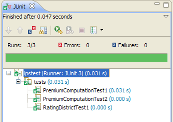 A JUnit-Adapter for Faktor-IPS Test Cases A JUnit-Adapter for Faktor-IPS Test Cases The Faktor-IPS Runtime includes an adapter to convert Faktor-IPS test cases into JUnit test cases or test suites.